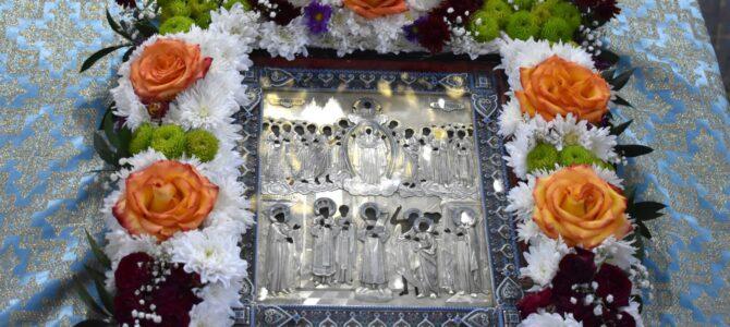 Престольный праздник Покровского кафедрального собора